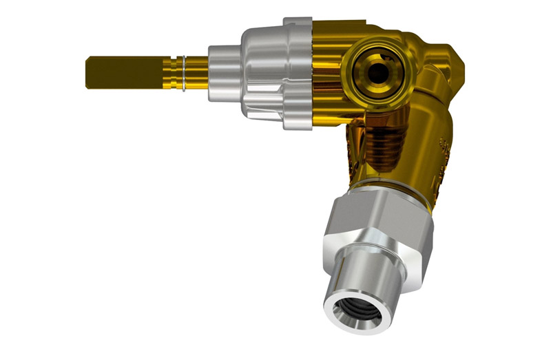 Built-In Hobs – Safety gas valves for hobs – Model Tan